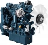 Kubota двигатели
