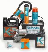 Kubota - запчасти и расходники