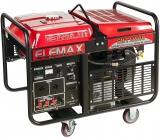 Генератор бензиновый ELEMAX SHT11500-R с выносным блоком АВР