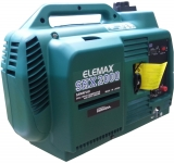 Инверторный бензогенератор ELEMAX SHX2000