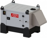 Дизельный генератор Fogo FDC 15 MSA в кожухе
