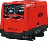 Shindaiwa DGW400DMK двухпостовой сварочный агрегат