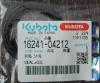 Сальник коленвала передний Kubota 16241-04212