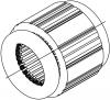 Статор M106-000580 для Shindaiwa DGW500DM/RU